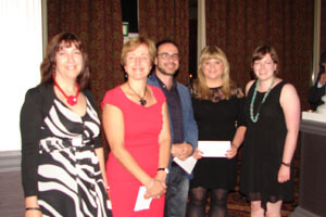 2011 Poster Prize winners