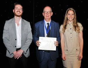 2019 Winners: Joe Barnby and Camilla Nord